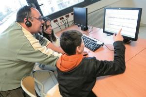 Collège Félix Del' Marle Création d'une web radio