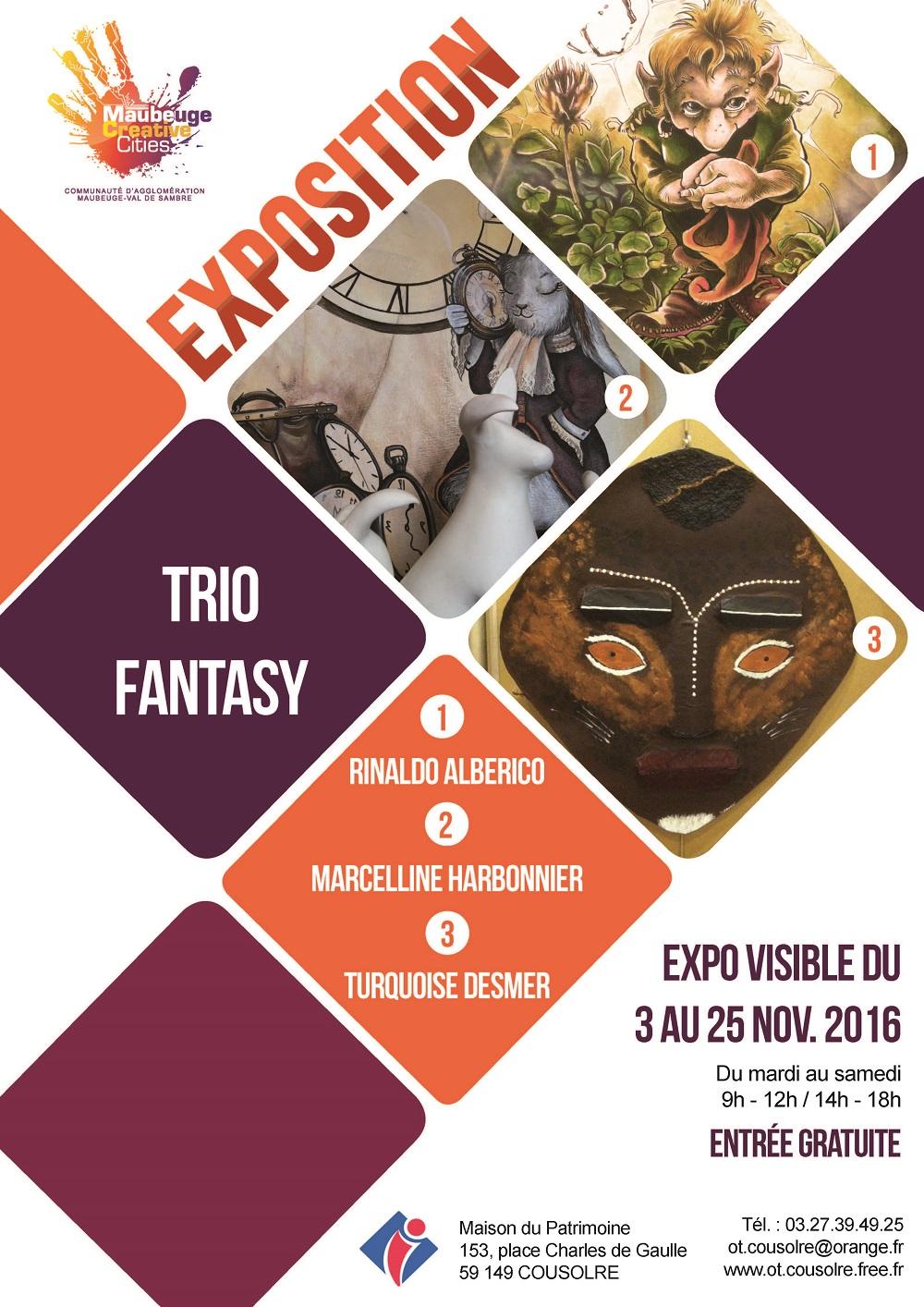 Les expositions la maison du patrimoine for Expos paris novembre 2016
