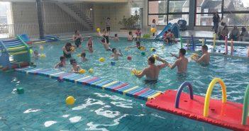 atelier parents enfants piscine