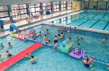 après-midi famille à la piscine Hautmont