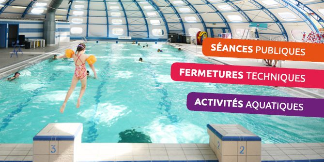 Tout savoir sur le fonctionnement de vos piscines durant l for Piscine louvroil