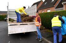 consignes de collecte des déchets verts