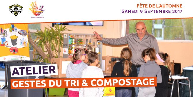 atelier tri et compostage