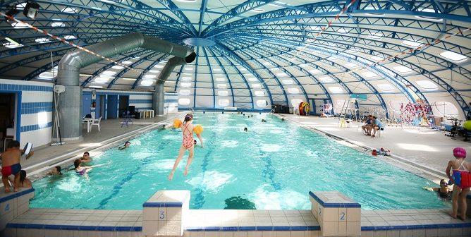 piscine de l'Épinette à Maubeuge