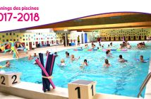 planning piscines à la rentrée
