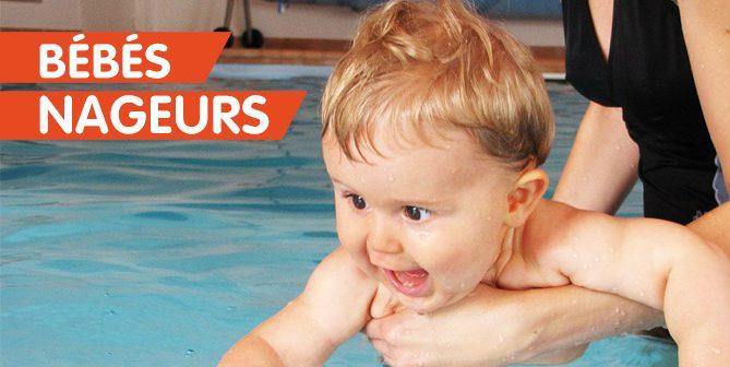 Retour de la séance bébés nageurs