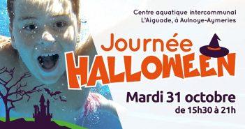 Halloween à l'Aiguade