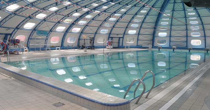 Consultez les dates de fermeture annuelle de vos piscines for Piscine louvroil
