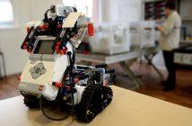 Atelier robot Légo