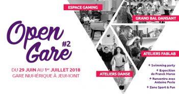 Open Gare 2