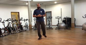 sport cardio gainage